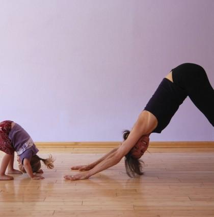 Yoga pour les tous petits dès 3 ans