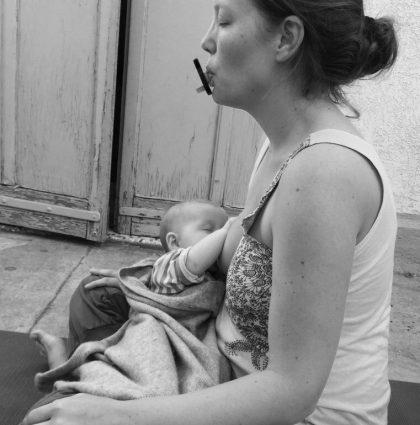 Yoga maman… avec bébé ou enfant(s)